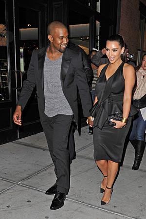Kanye  Kim celebutopia