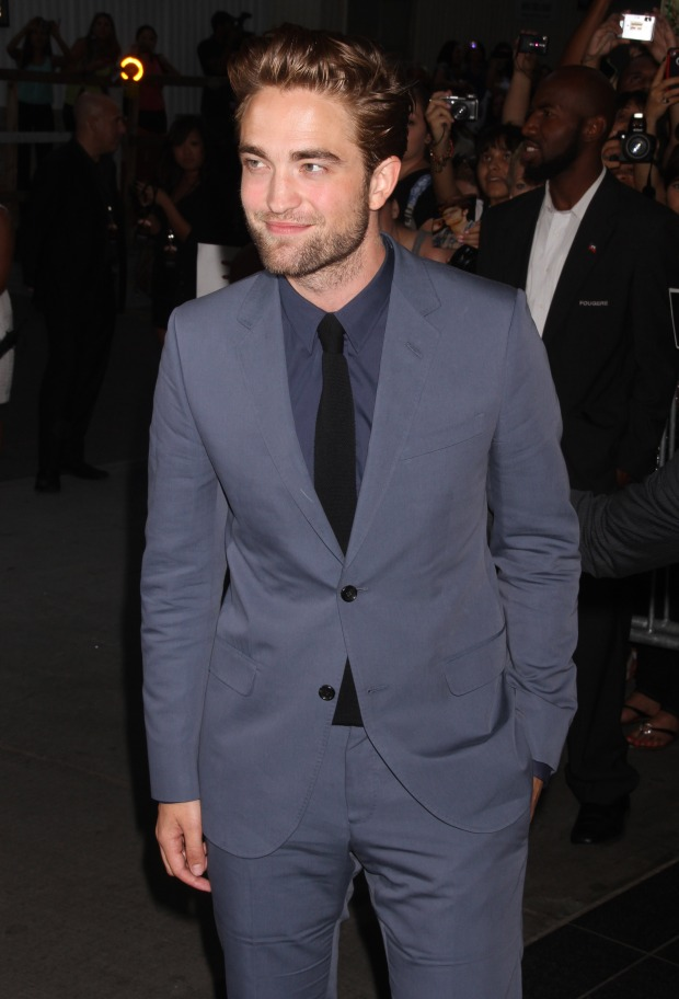 Robert Pattinson First Public Appearance Since Kristen Stewart Cheating Scandal