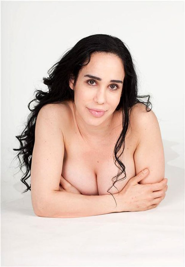 Octomom Topless