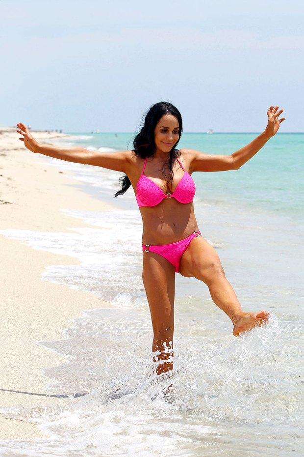 'Octomom' Nadya Suleman Bikini