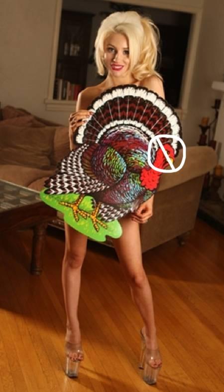 courtney stodden thanksgiving