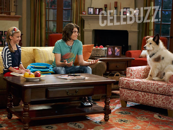 Disney Channel Dog with a Blog Avery