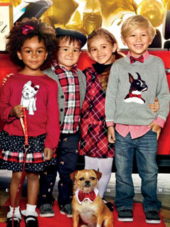 Great Ideas! 15 Adorable Kids Looks for the Holidays