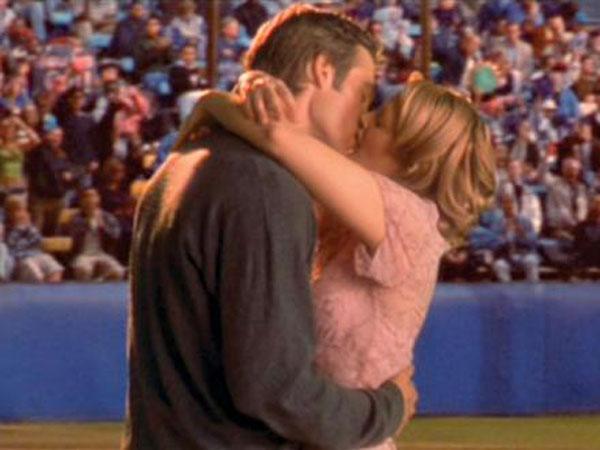 Iconic Movie Kisses