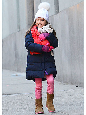 Suri Cruise Look for Less