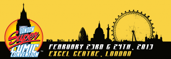 London Super Comic Convetion