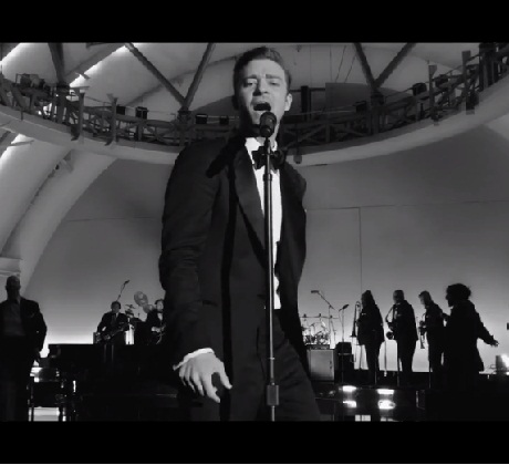 justin timberlake suittie musicvideo