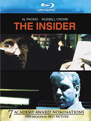 The Insider on Blu-ray